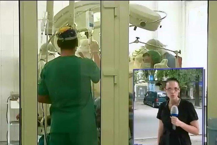Медсестры Днепропетровска теряли сознание при виде раненых в Зеленопольи (видео)