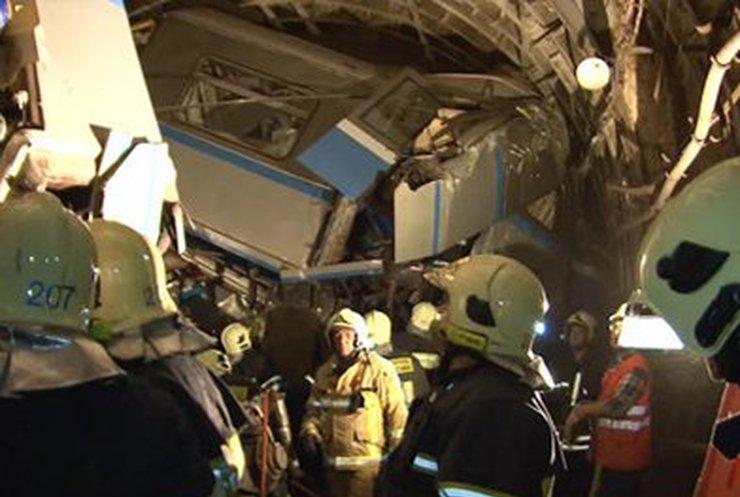 В уголовном деле об аварии в метро Москвы задержаны двое работников метрополитена