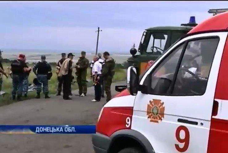 Тіла пасажирів Боїнга-777 експерти ОБСЄ оглядали під дулами автоматів
