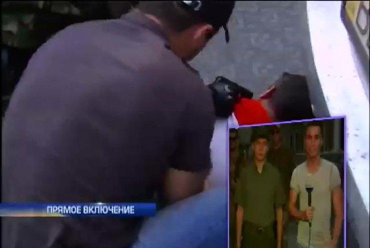 Мэр оккупированного Стаханова задержан на отдыхе в Бердянске (видео)