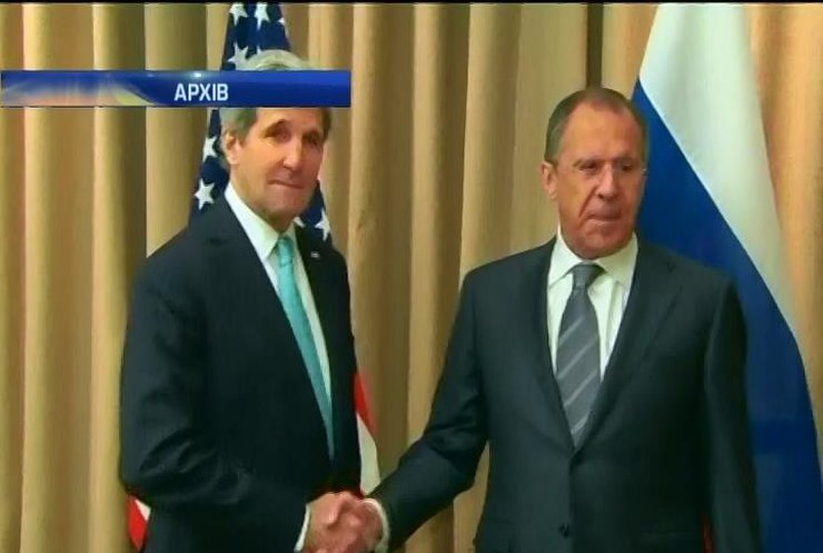 Керрі закликав Москву припинити постачання зброї терористам