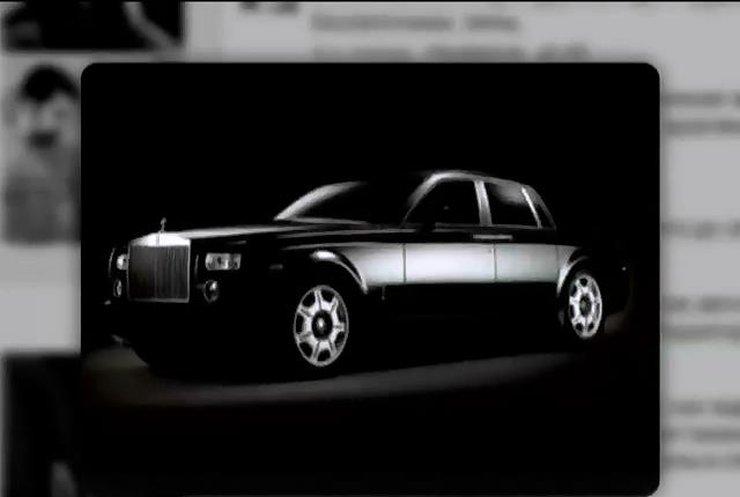 Миллионер обменивает дорогой Rolls Royce на военное снаряжение (видео)