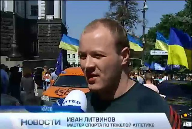 Спортсмены утверждают, что министр Булатов не выделяет денег на соревнования