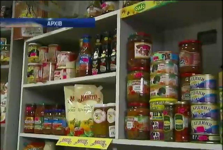 Крим залишився без українських продуктів