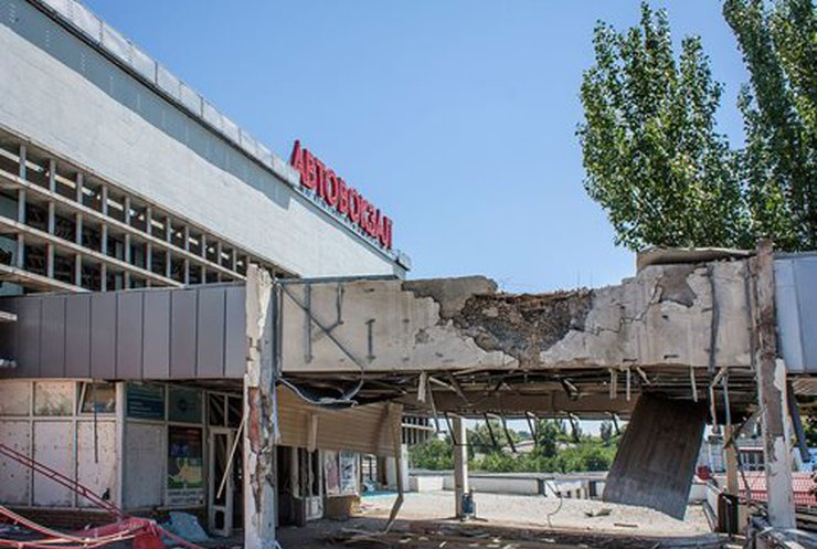 В Луганске началась экологическая катастрофа (фото, видео)