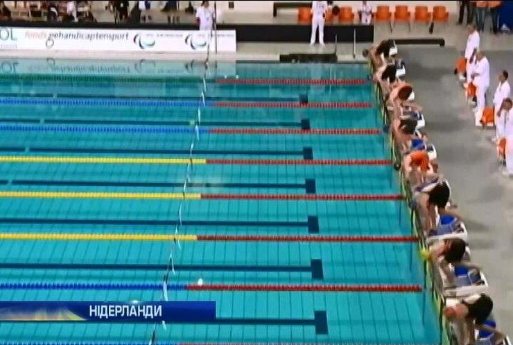 Українські паралімпійці виграли Чемпіонат Європи з плавання
