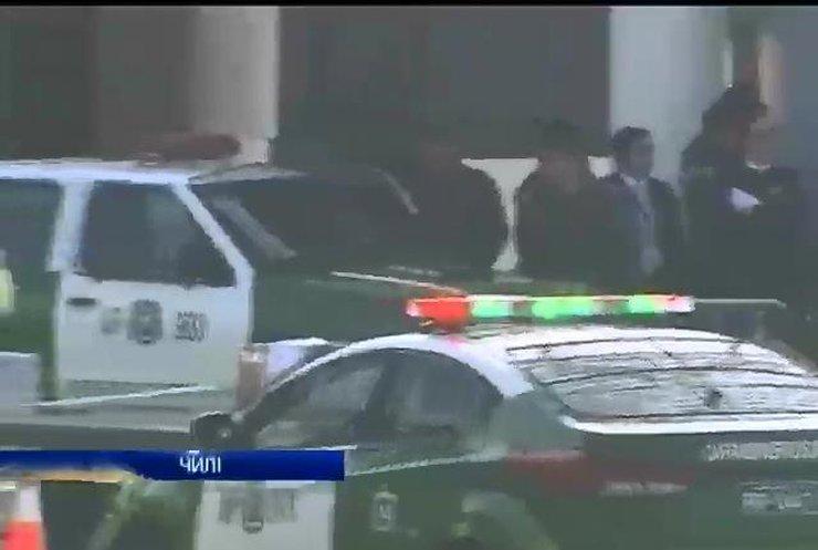 Бандити у Чилі викрали 10 мільйонів доларів з аеропорту