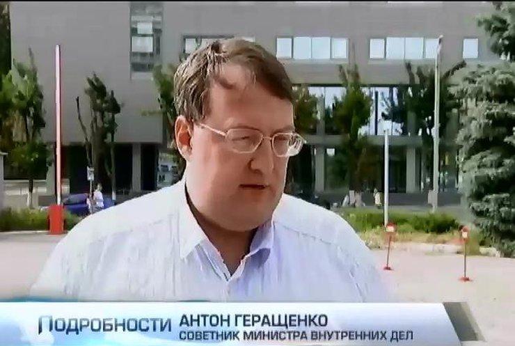Аваков подал в Кабмин документы на отставку Евдокимова из МВД - Геращенко