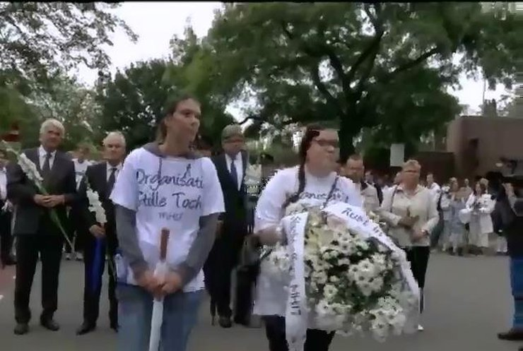 У Нідерландах відбувся марш пам'яті за загиблими малазійського Боїнга