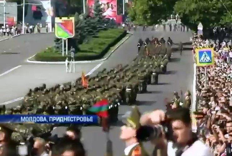 Премьер Молдовы призвал вывести российские войска из Приднестровья
