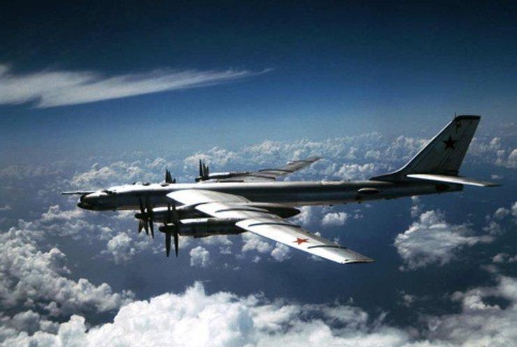 Бомбардировщики России дважды нарушили воздушное пространство Нидерландов
