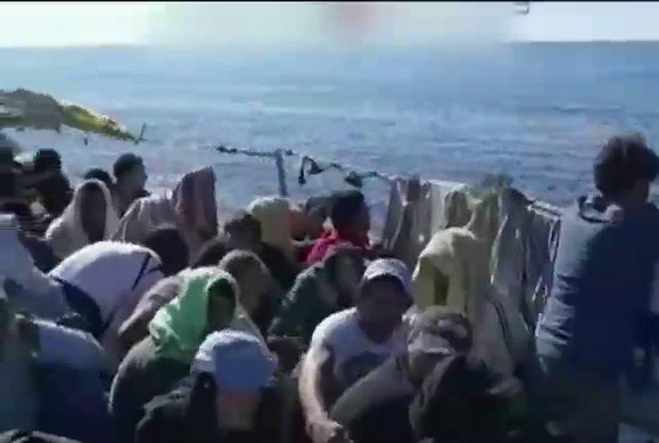У берегів Лівії затонуло судно з нелегалами: 170 загиблих