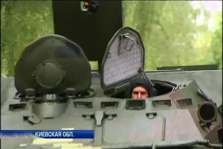Бронетехнику с Майдана проверили перед отправкой на восток