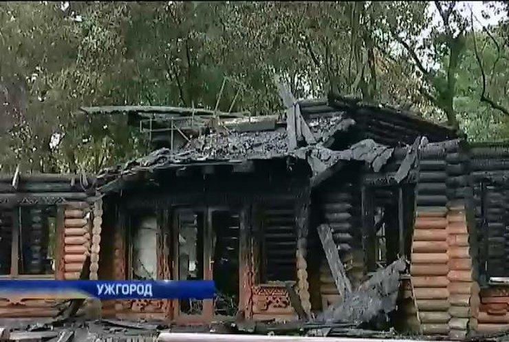 Поджоги в Ужгороде связывают с бизнесом депутатов горсовета (видео)
