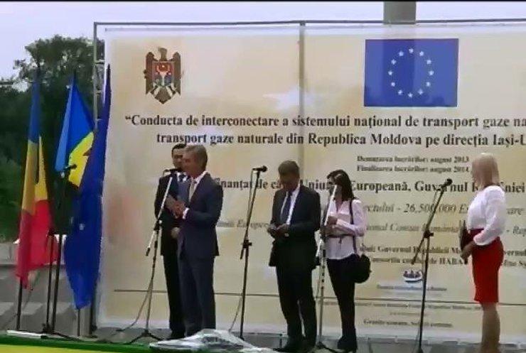 Молдова планує до 2020 року звільнитись від російського газу