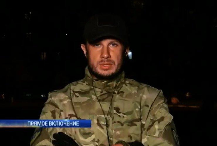 Россияне готовятся атаковать в районе Волновахи - комбат Азова