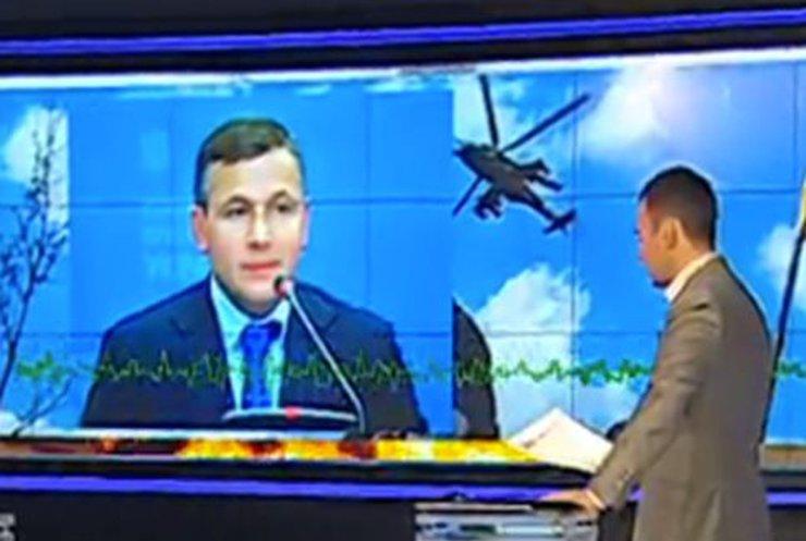 Гелетей подтвердил наличие российских войск в Донецке и аэропорту Луганска (видео)