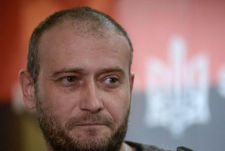 "Лидер ""Правого сектора"" Дмитрий Ярош о своей смерти: Я уже третий раз погиб"