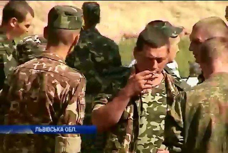 Бійців зі Львова можуть звинуватити у дезертирстві (відео)