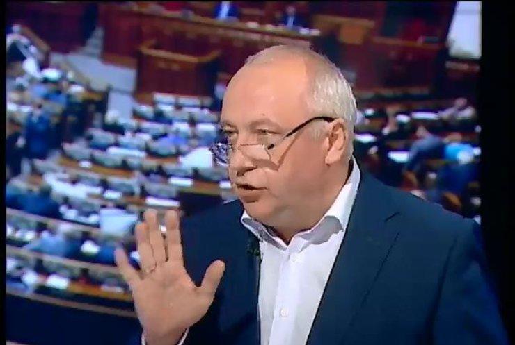 """Грынив об особом статусе Донбасса: """"Не идет речь ни о ДНР, ни о ЛНР"""" (видео)"""