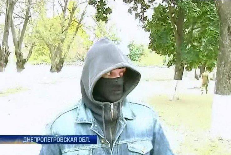 Титушки Коломойского захватили Вольногорский горно-обогатительный комбинат (видео)