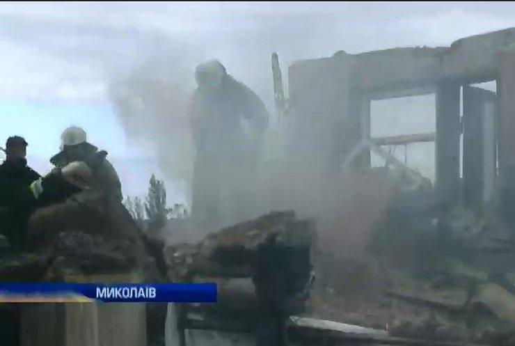 У Миколаєві через помилку оператора вибухнула автозаправка