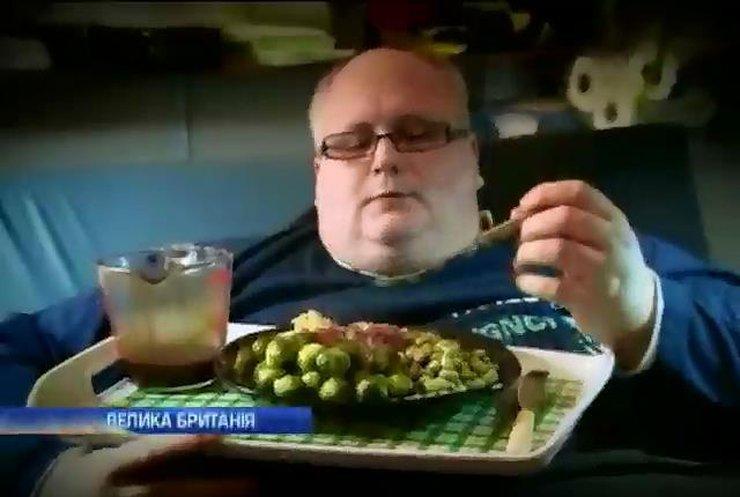 Британець заради жінки схуднув на 305 кілограмів