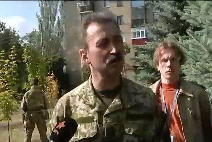 Против украинских военных в атаку бросают пьяных террористов-наркоманов
