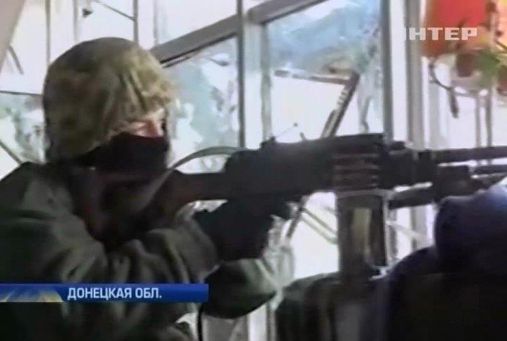 Защитники аэропорта Донецка прослыли киборгами за ярость в бою: видео из ада