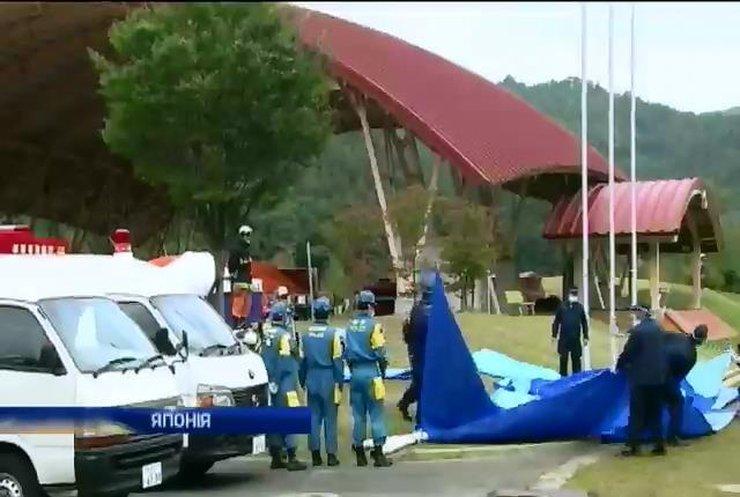 В Японії призупинили рятувальну операцію на вулкані Онтаке