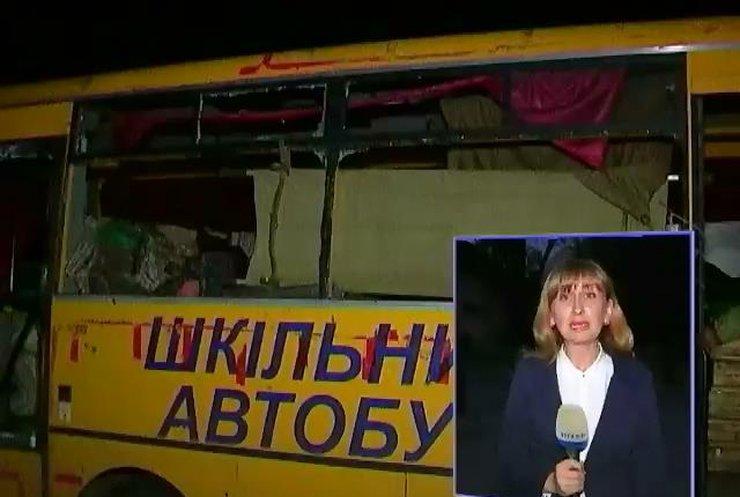 В Ивано-Франковской области 21 школьный автобус отправили в зону АТО