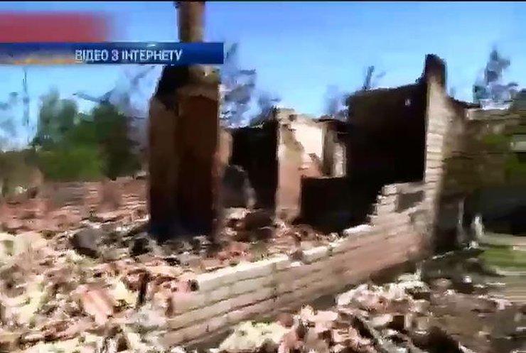 На Луганщині після трьох місяців без світла відновили електропостачання