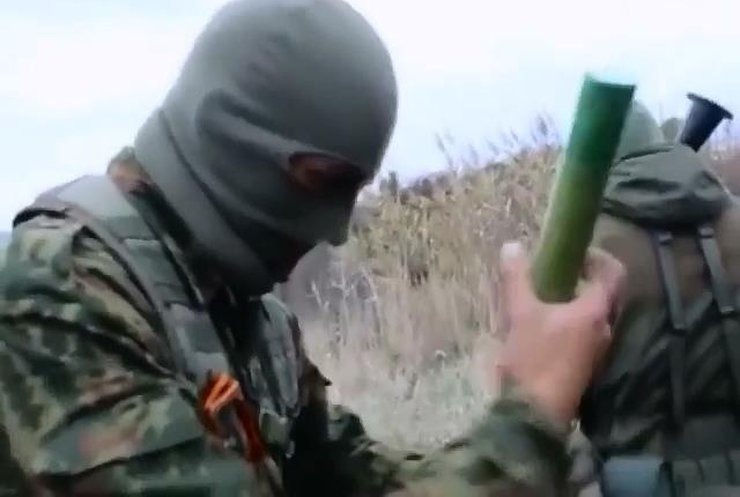 За добу у боях з терористами загинуло 11 військових (відео)