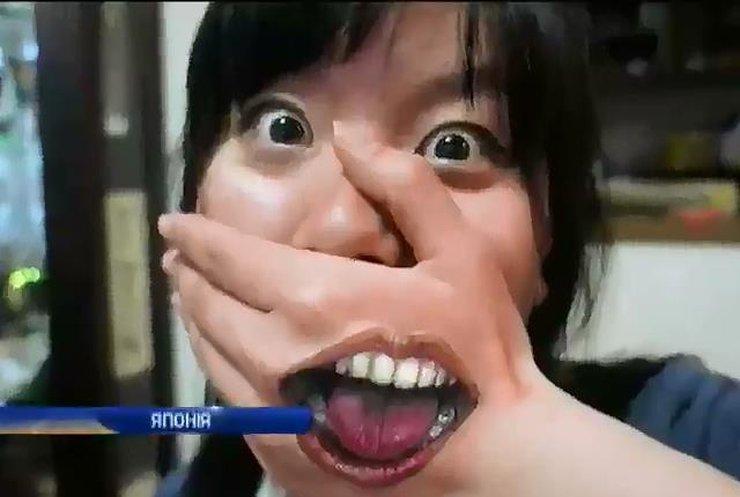 Художниця Хікару Чо створює з тіл людей метаморфози (відео)