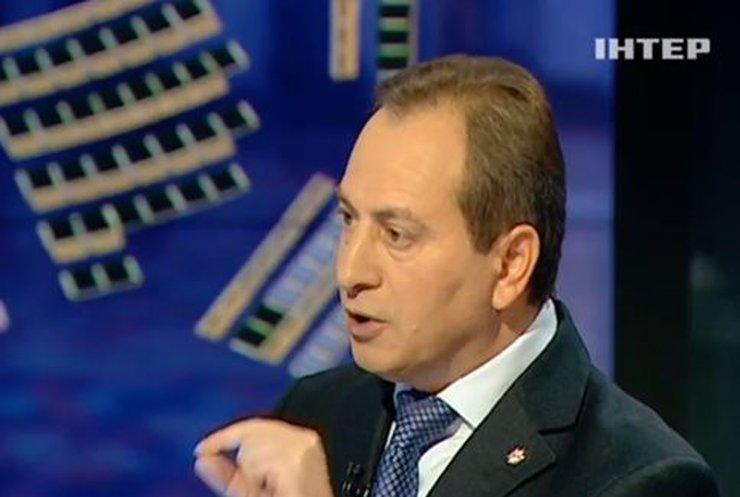 В новый Кабмин войдут внепартийные и непопулярные - Томенко