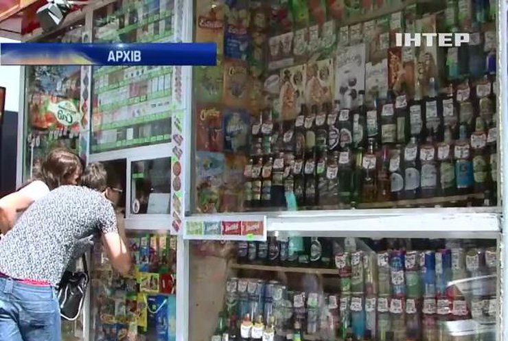 Казахстан відмовився від горілки та пива з Росії