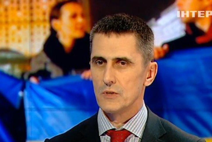 Виталий Ярема: закон о люстрации не отвечает Конституции