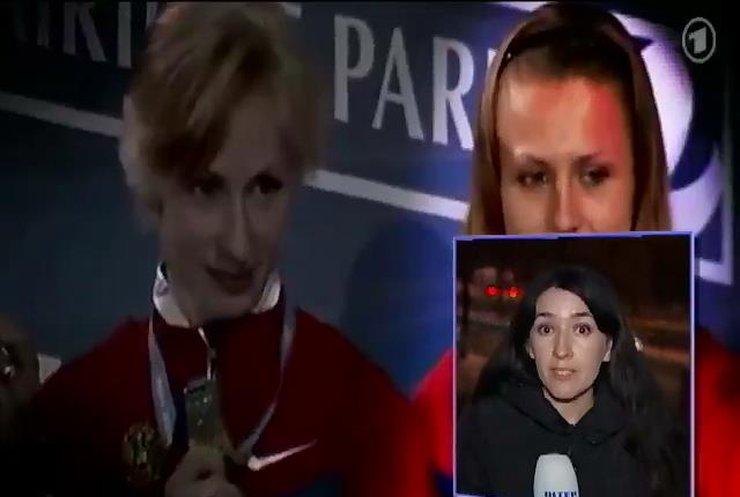 Спортсмены России оказались в центре скандала из-за допинга