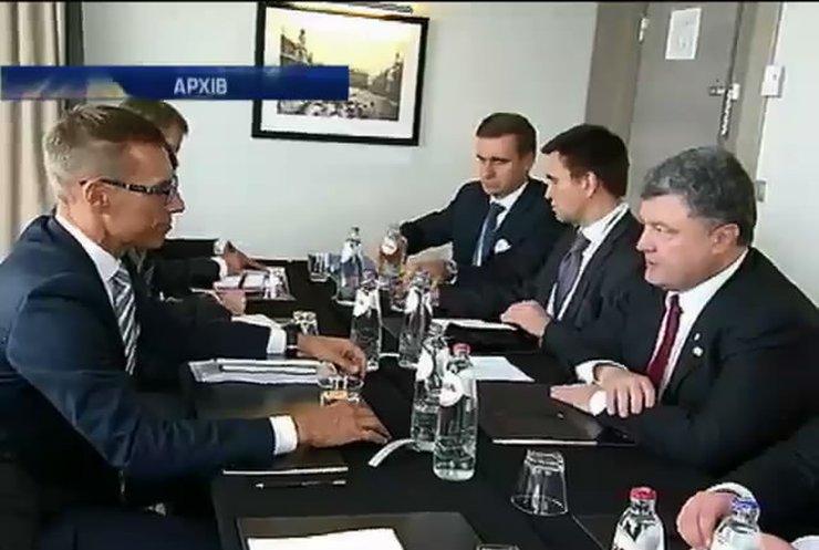 Фінляндія надасть Україні 6 мільйонів євро