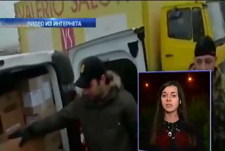 Соболев открещивается от конвоя Ахметова с алкоголем и сигаретами