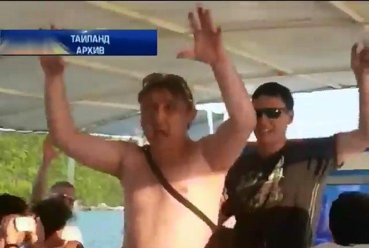 В Таиланде от переизбытка алкоголя скончался российский турист