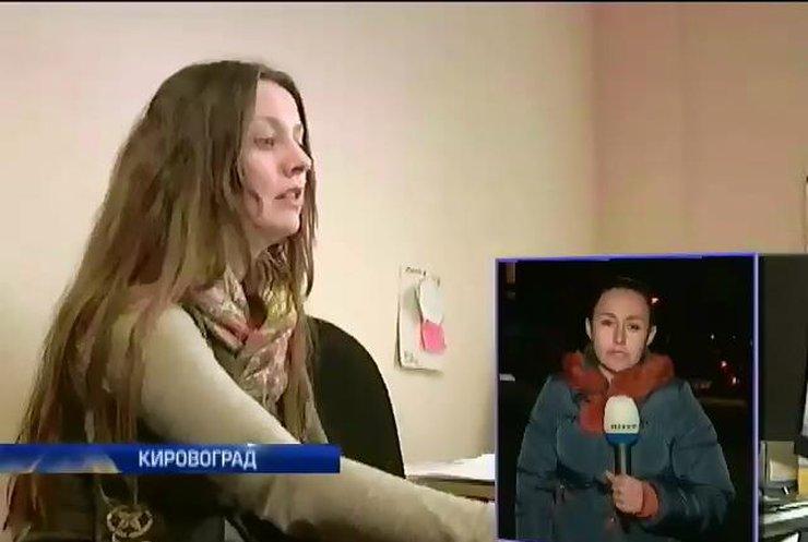 Сотрудники Устиновской колонии поиздевались над журналисткой (видео)