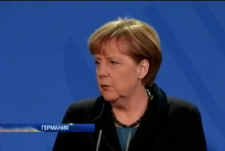 Германия не смягчит санкции против России без уступок Кремля