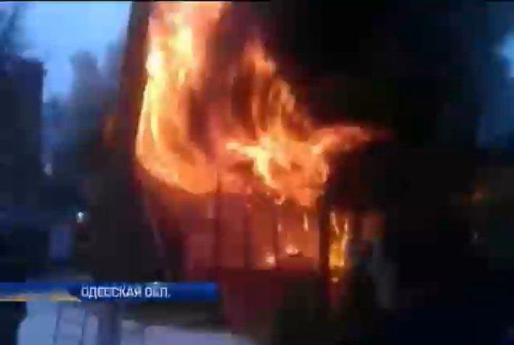Взрыв в Измаиле: милиция опровергает версию теракта
