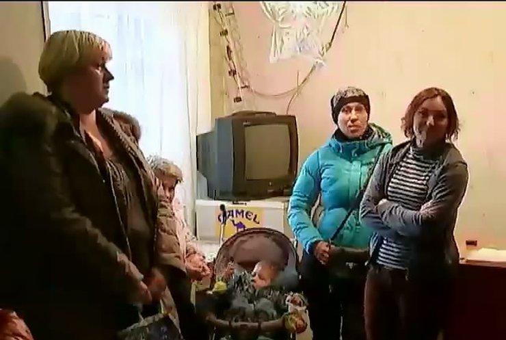 У Черкасах ЖЕК скинув свій борг на мешканців гуртожитку
