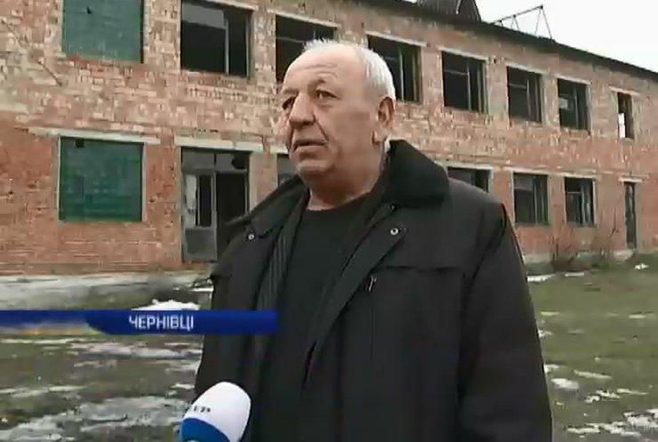 У Чернівцях будують житло для вимушених переселенців