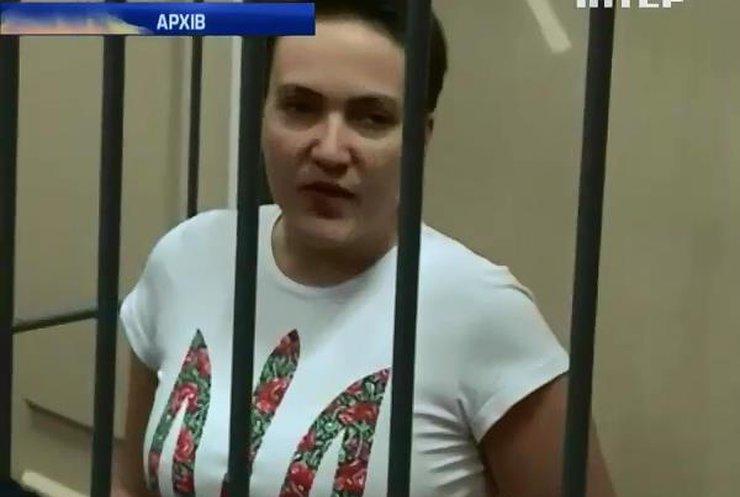 ПАРЄ починає добиватися звільнення Надії Савченко