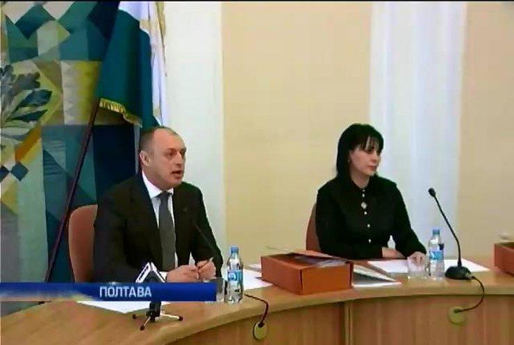 Горсовет Полтавы не признал Россию страной агрессором