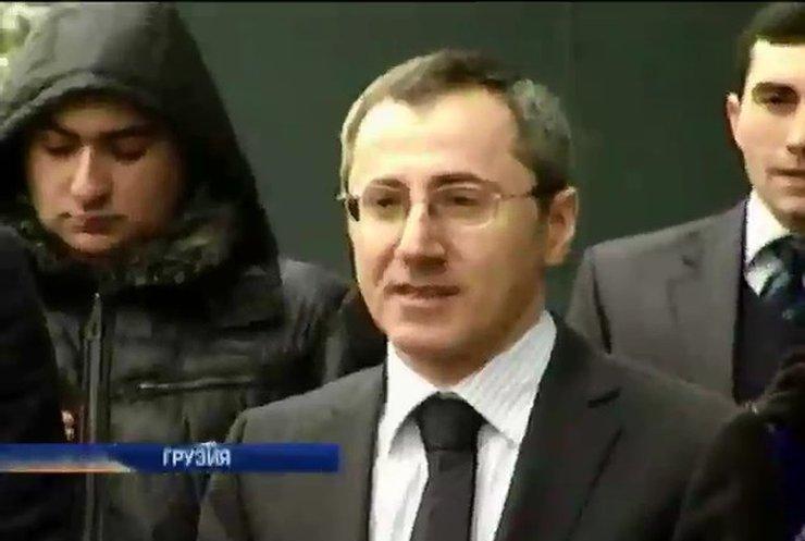 Советника Кабмина Зураба Адеишвили ищет Интерпол