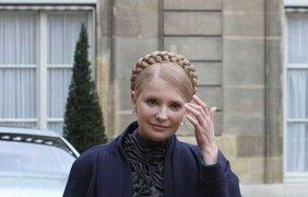 Парижский вояж Тимошенко